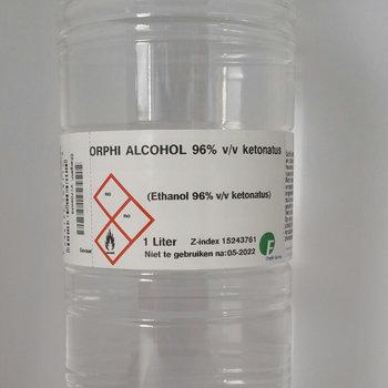 Alcohol 96% 1 Liter