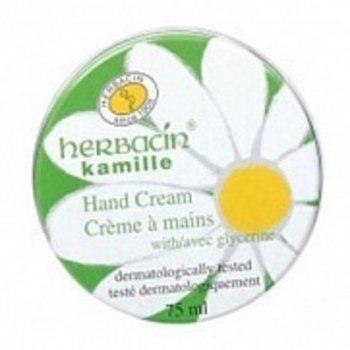 Herbacin Handcreme Blik 75 ml Kamille
