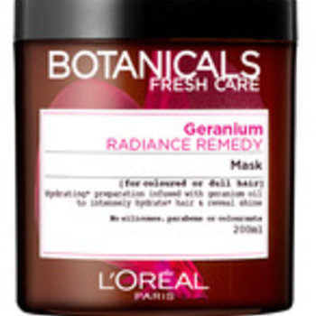 Botanicals Masker 200 ml Geranium Radian