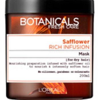 Botanicals Masker 200 ml Safflower Rich