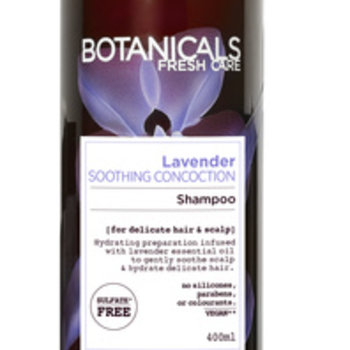 Botanicals Shampoo 400 ml Lavender