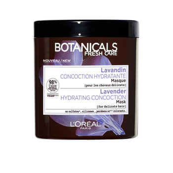 Botanicals Masker 200 ml Lavender