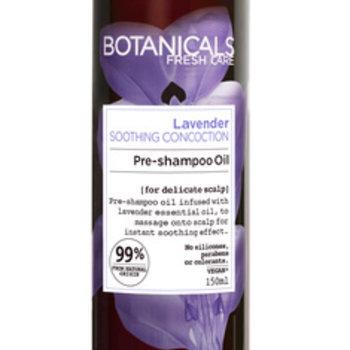 Botanicals Pre-Shampoo Oil 150ml Lavende