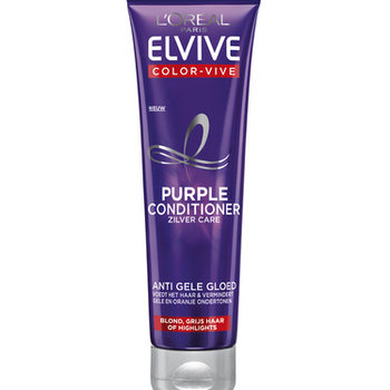 Elvive Conditioner 150ml Purple - Zilver