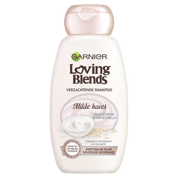 Loving Blends Shampoo 250ml Milde Haver