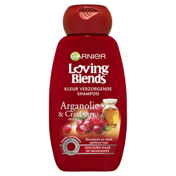 Loving Blends Shampoo 250ml Cranberry