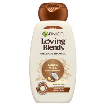 Loving Blends Shampoo 250ml Kokos Melk