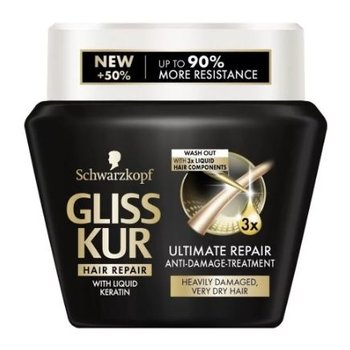 Gliss Haarmasker 300 ml Ultimate Repair