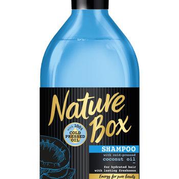 Nature Box Shampoo 385ml Coconut Moist.