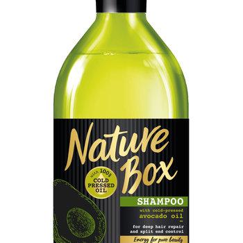 Nature Box Shampoo 385ml Avocado Oil