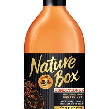Nature Box Cremespoeling 385ml Apricot