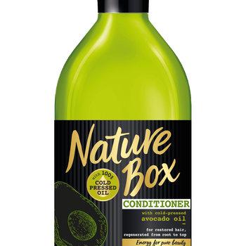 Nature Box Cremespoeling 385ml Avocado