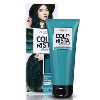 Colorista Wash Out 80ml Turquoise