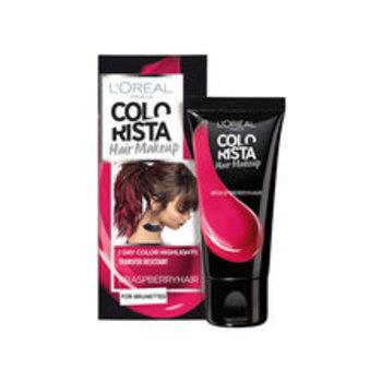 Colorista Hair Makeup Raspberry
