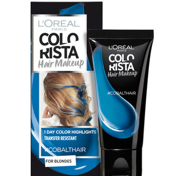 Colorista Hair Makeup Cobalthair