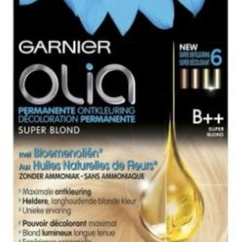Olia B++ Super Ontkleuring Super Blond