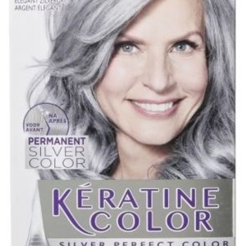 Keratine Color S02 Elegant Zilvergrijs