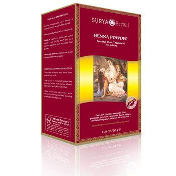 Surya Brasil Henna Powder Treatment Natu