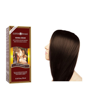 Surya Brasil Henna Cream Dark Brown