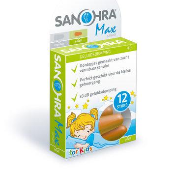 Sanohra Oordoppen Foam Max Kids