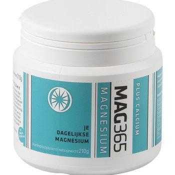 MAG365 Magnesium Poeder + Calcium & Citr