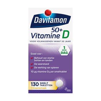 Davitamon Vitamine D 50+  130 smelttabl