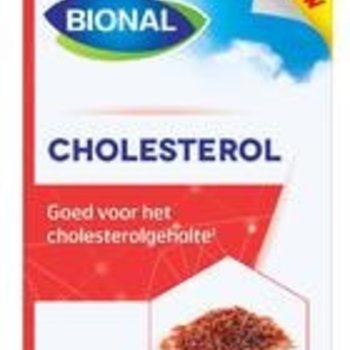 Bional Cholesterol 60 tabletten