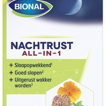 Bional Nachtrust All-in-one 20tabl.
