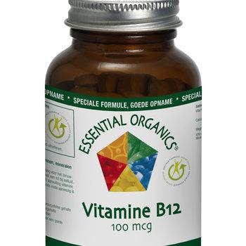 Ess. Organics Vit B12 100 mcg 90tb