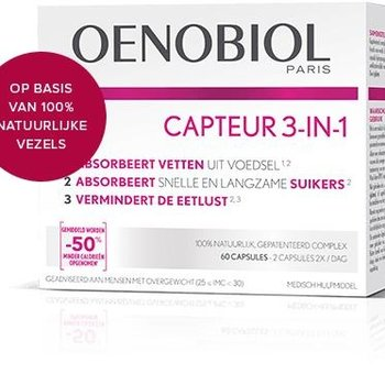 Oenobiol Capteur 3 in 1 60 caps