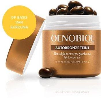 Oenobiol Sun Autobronze Teint 30 caps