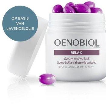 Oenobiol Huid Relax 40 caps