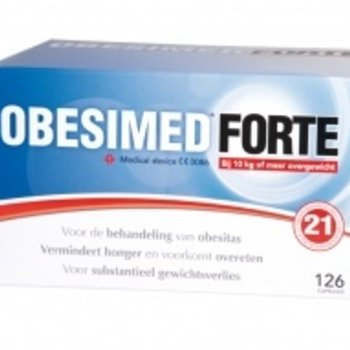 Obesimed Forte 126 capsules