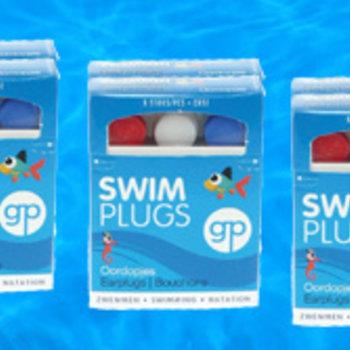Get Plugged Display Swim Plugs 3 duo's