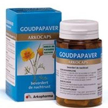 Arkocaps Goudpapaver 45caps