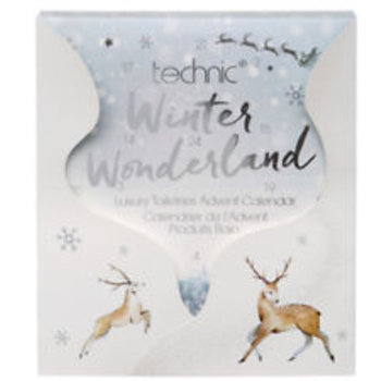 Technic Adventkalender Winter Wonderland
