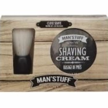 Man'Stuff GSV Close Shave Shaving Set