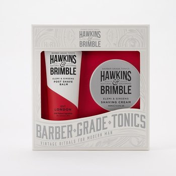 Hawkins & Brimble Shave  Gift Set