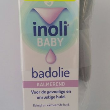 Inoli Baby Badolie Kalmerend+ doekje