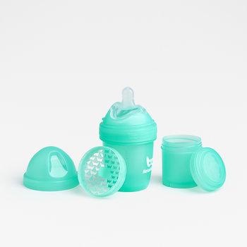 HeroBottle Fles 140 ml Turquoise 0m+
