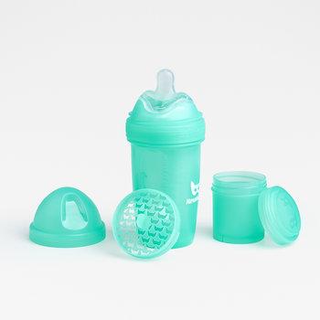 HeroBottle Fles 240 ml Turquoise 2m+