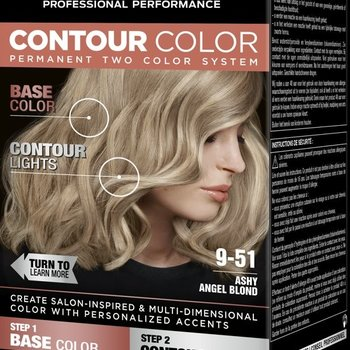 Syoss  Contour Colors 8-61 Angel Blond