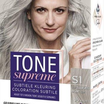 Schwarzkopf  Tone Supreme S1 Licht Zilve