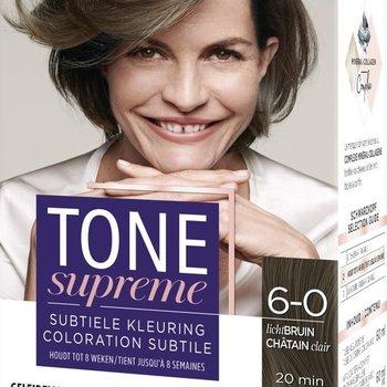 Schwarzkopf  Tone Supreme 6-0 Lichtbruin