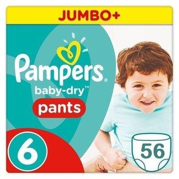 Pampers Baby Dry Pants Maat 6 - 56 luierbroekjes