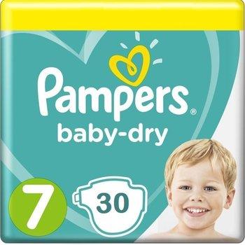 Pampers Baby Dry maat 7 - 30 luiers