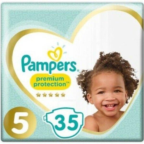 Pampers Pampers Premium Protection Maat 5 - 35 luiers
