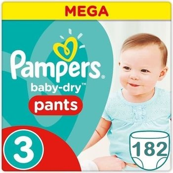 Pampers Baby Dry Pants Maat 3