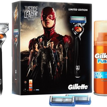 Gillette Fusion ProGlide - Justice League Giftpack