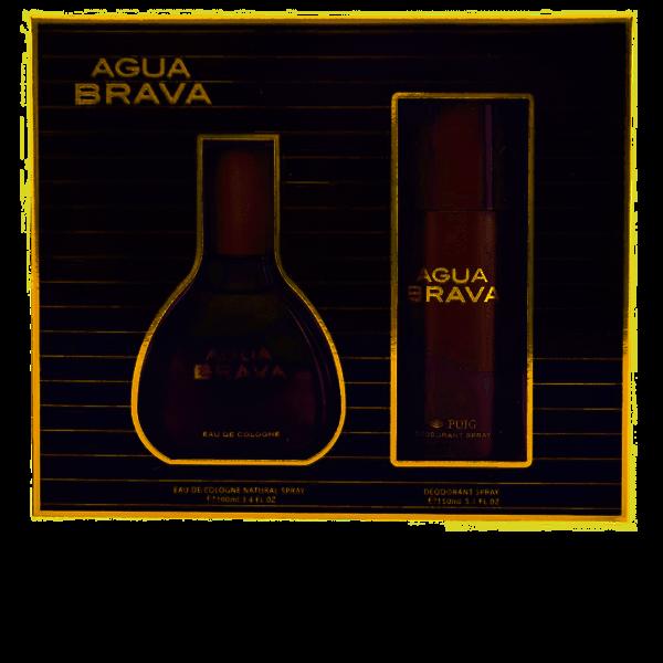 Agua Brava Geschenk – Eau de Cologne & Deospray